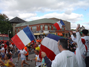 Course - French Flags